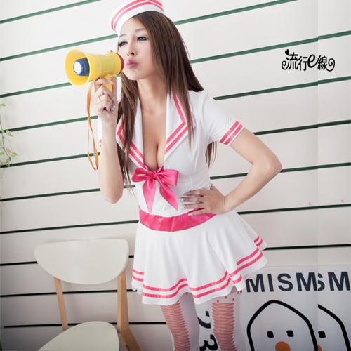 角色扮演cosplay角色服水手服~COSPLAY水手服角色扮演制服~A173...