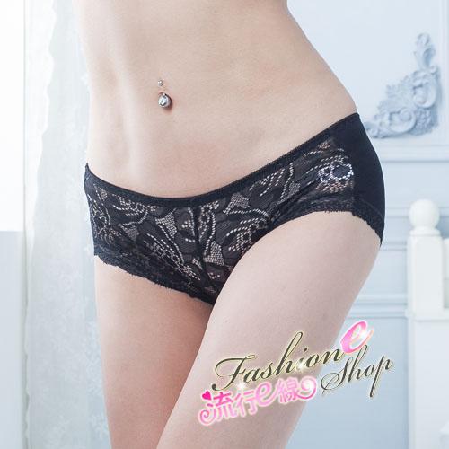 好穿性感內褲 柔軟三角褲低腰內褲~流行E線B6041...