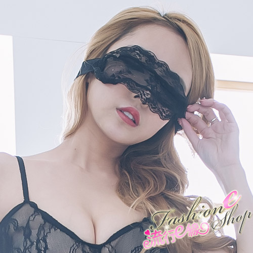 夢幻配件蕾絲眼罩 ~流行E線K062...