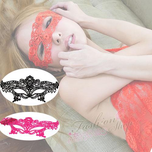 裸空蕾絲眼罩 性感角色扮演服cosplay服裝性感配件~流行E線K059...