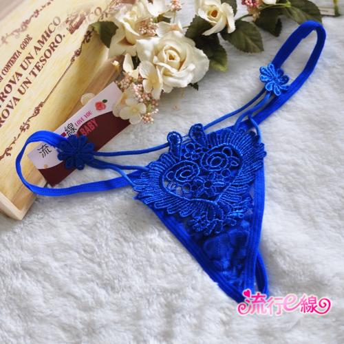 丁字褲 半透性感女內褲 B6068