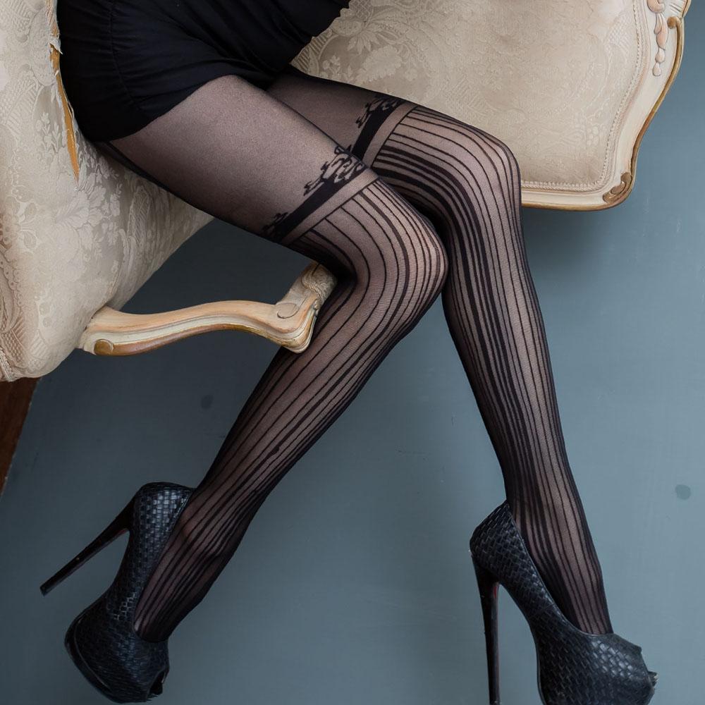 絲襪/褲襪~台灣絲襪超柔開襠性感褲襪 B8109...