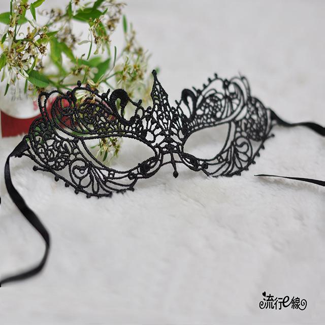 眼罩 蕾絲立體眼罩 K063
