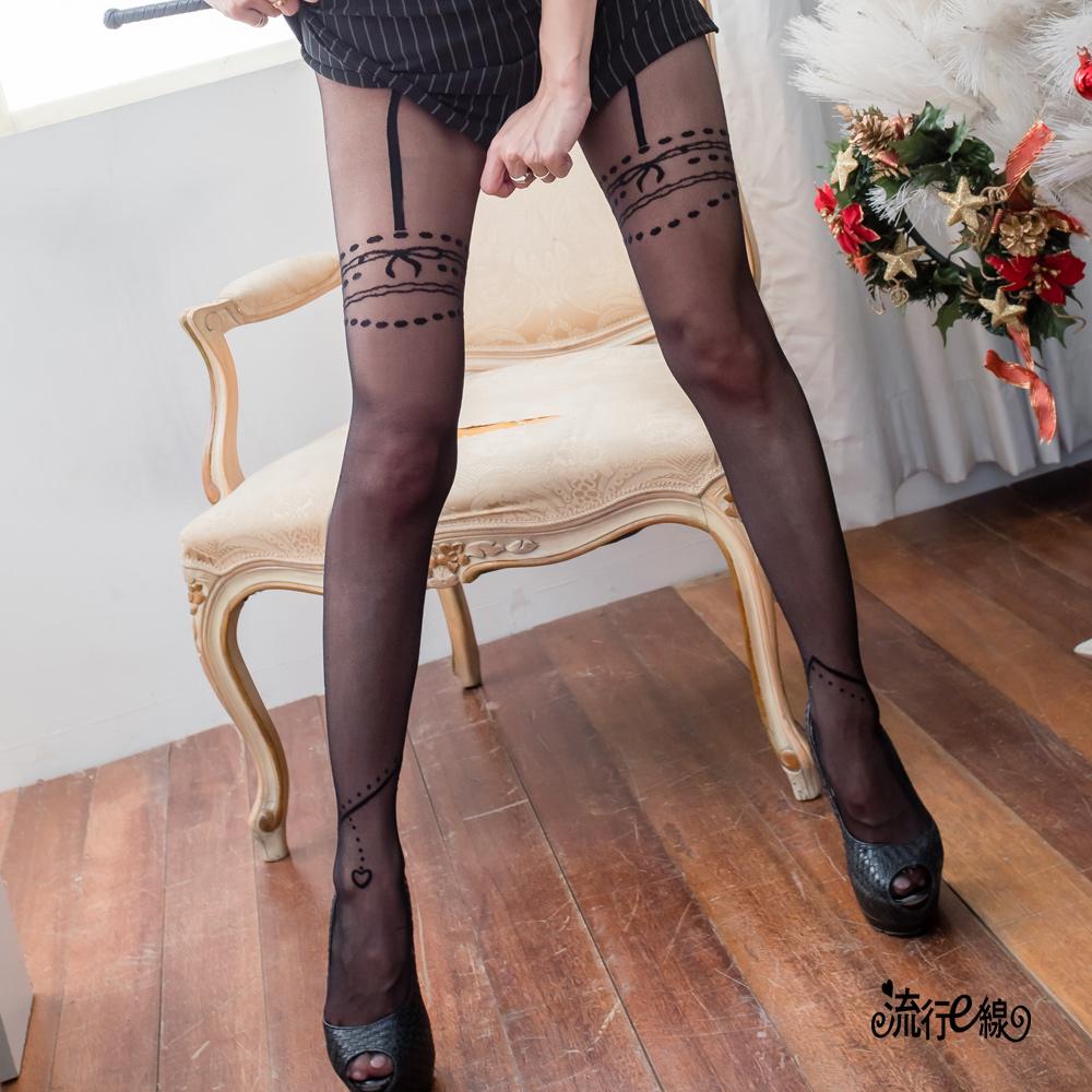 褲襪 台灣製透膚絲襪開襠絲襪 B8117...