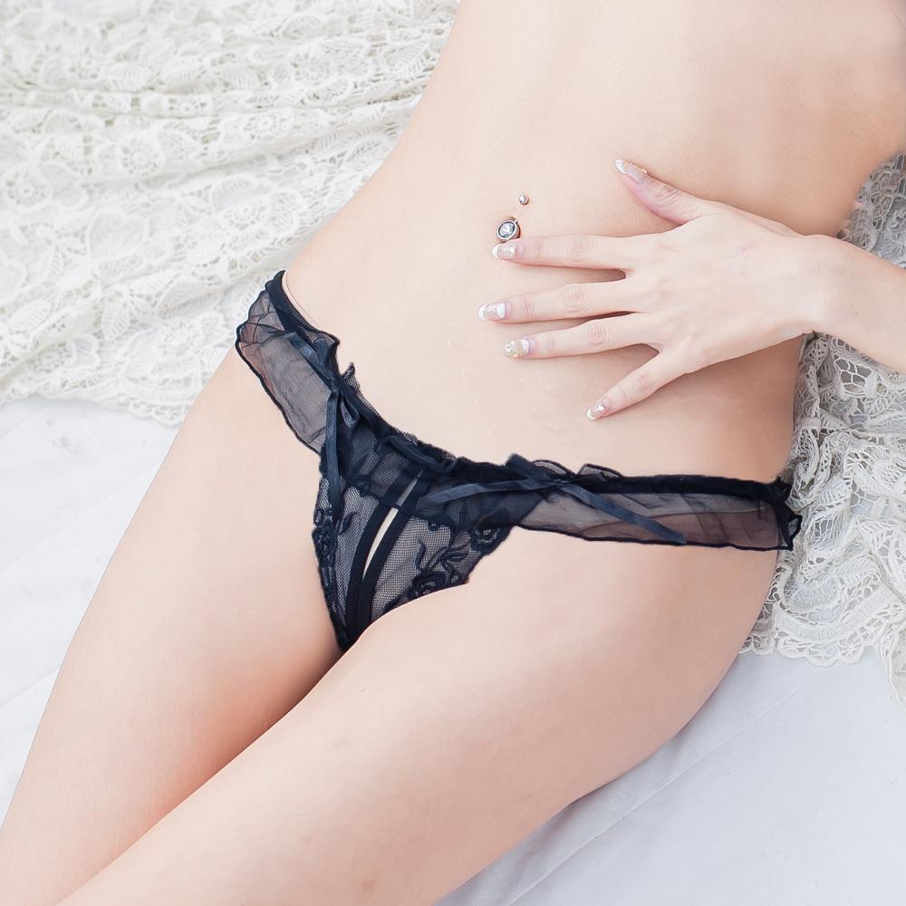 情趣內褲 蕾絲性感丁字褲 性感內褲~B6107